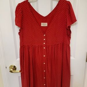 Summer dress, super comfortable. Only worn twice!